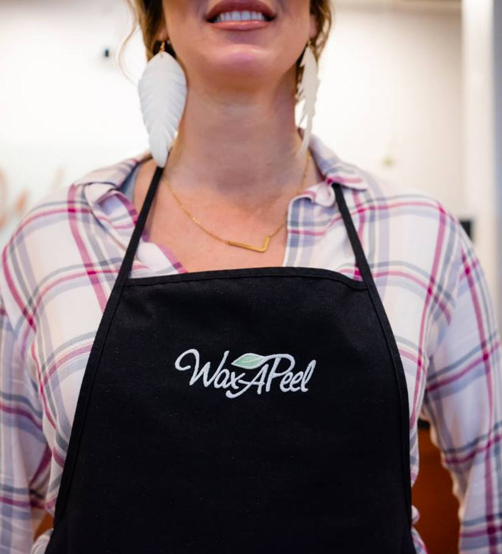 Leah - owner at Waxapeel in Lafayette, CA